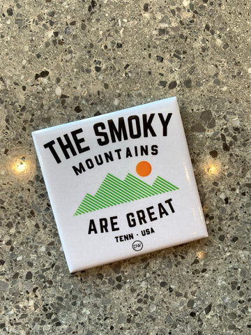 The Smoky MTN are Great Magnet