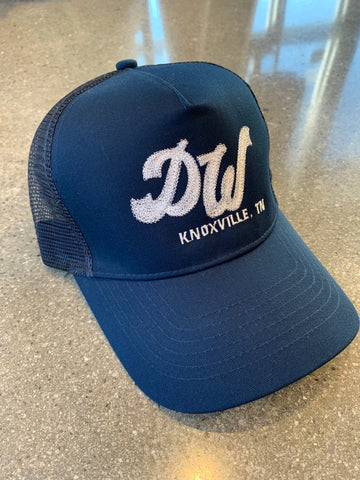 The DW Trucker Hat - Navy