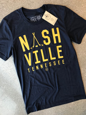 The Nashville Stacked Tee