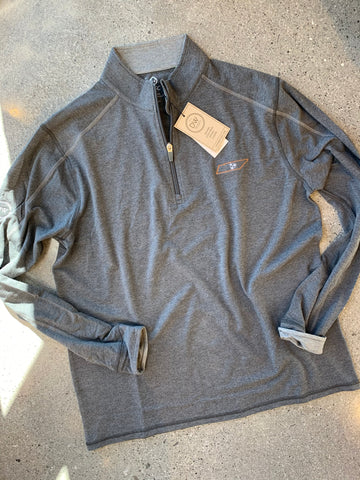 The Minimal Tristar State tasc Quarter Zip
