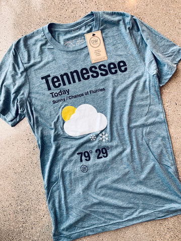 The TN Weather Tee