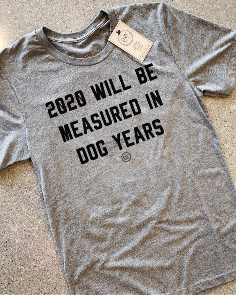 The 2020 Dog Years Tee