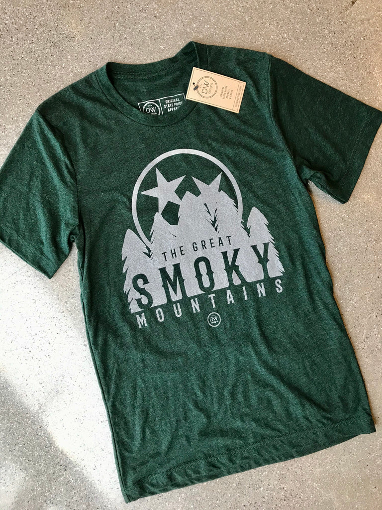 The Great Smoky Mountains Tee