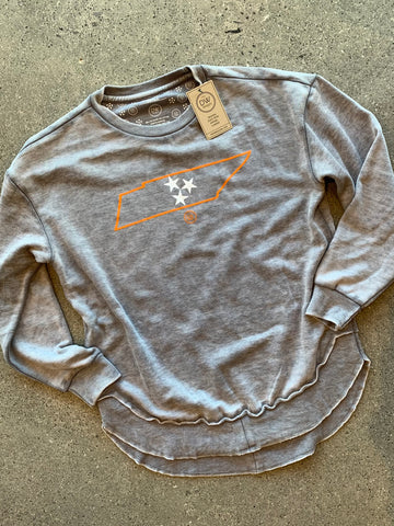 The Minimal Tristar State Women's Sweatshirt