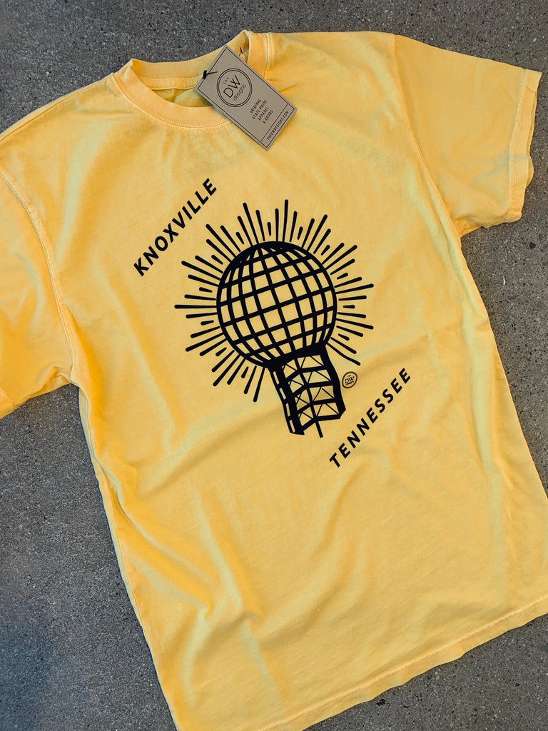 The Sunsphere Rays Tee