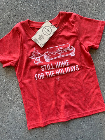 The Still Home Holidays Kids' Tee