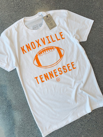 The Vintage Knoxville Football Tee