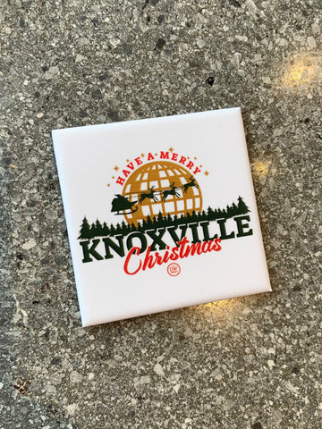 The Knoxville Christmas Magnet