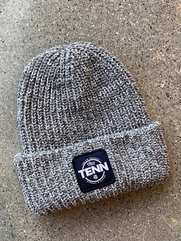 The DW Tenn Knit Beanie - Heather Grey