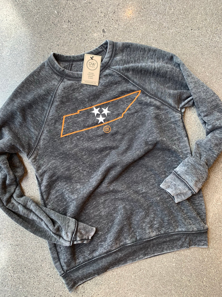 The Minimal Tristar State Sweatshirt