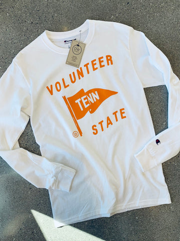 The Volunteer State Champion Long Sleeve Tee