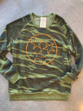 The Tristar Outline Camo Sweatshirt
