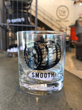 The Smooth Tennessee Rock Glass