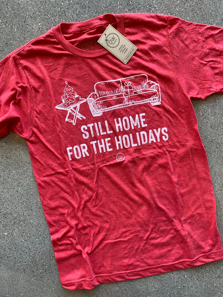The Still Home Holiday Tee