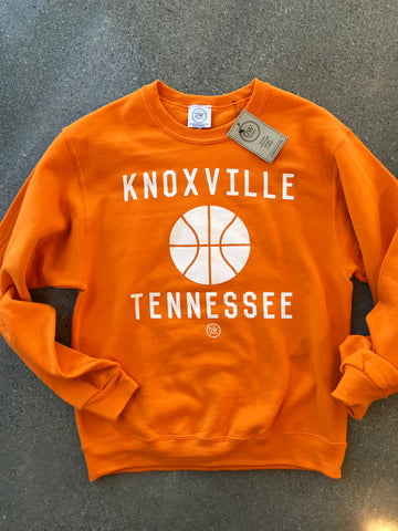 The Vintage Knoxville Basketball Sweatshirt