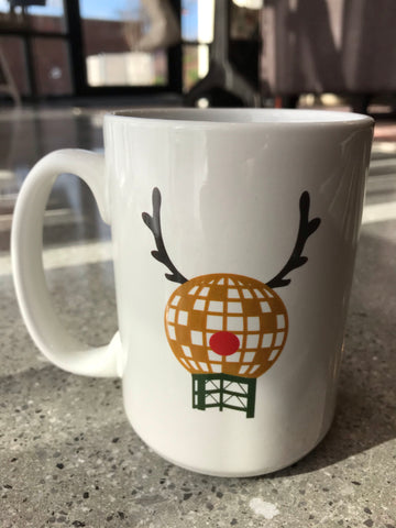 The Sundeer Christmas Mug