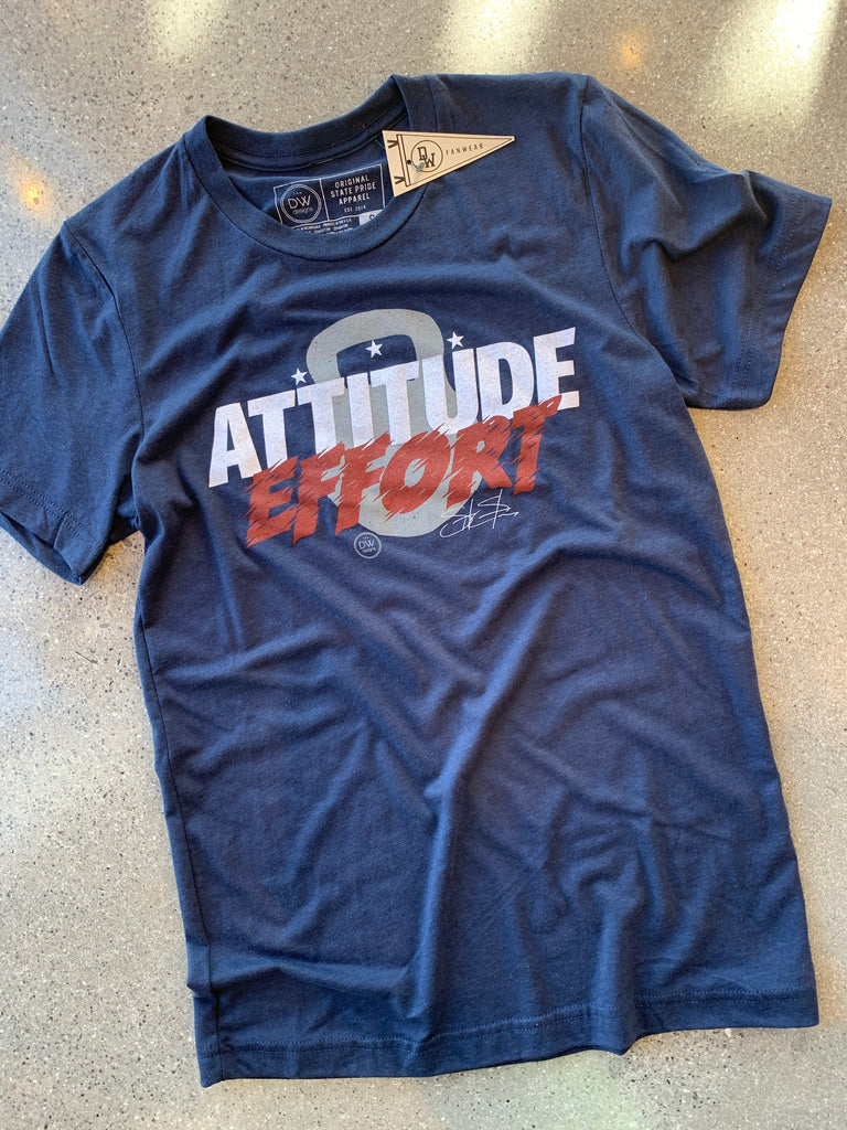 The Attitude + Effort 2.0 Tee