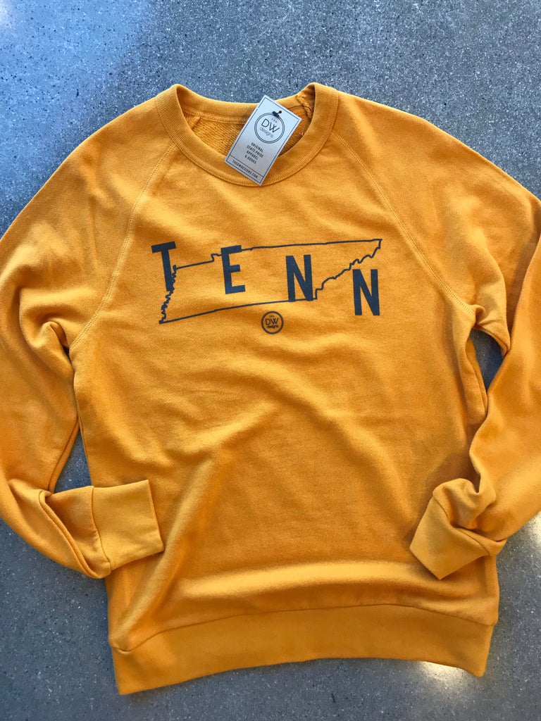 The Diagonal TENN Sweatshirt - DWC