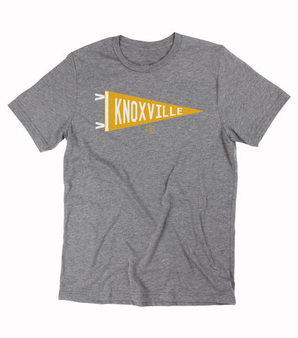 The Pennant Tee - Knoxville