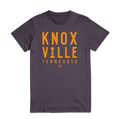 The Knoxville Stacked Tee