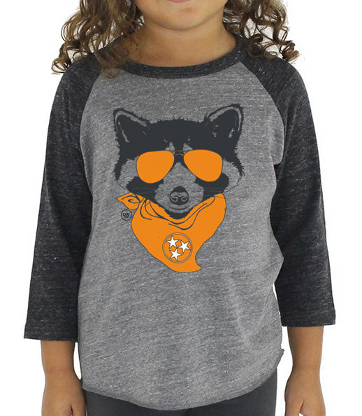 The Lil' Rascal Kids Raglan