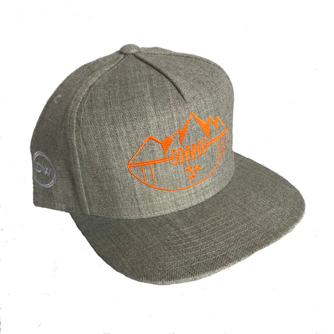 The MTN Top Football Snapback Hat