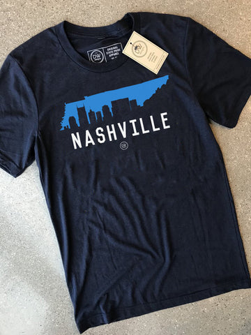 The Nash Skyline Tee - DWC