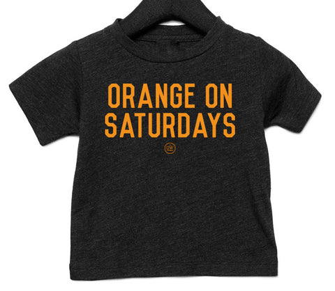 The Saturday Infant Tee