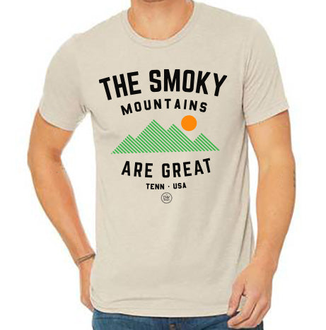 The Smoky Mountains are Great Tee
