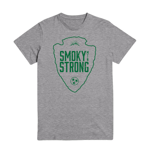 The Smoky MTN Strong Tee