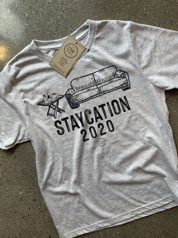 The Staycation 2020 Kids' Tee