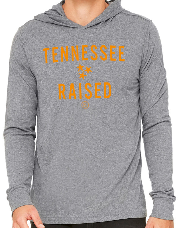The Tennessee Raised Tee Hoodie