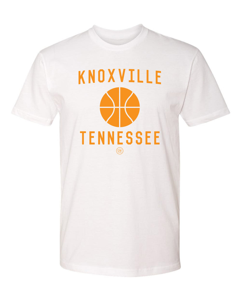 The Vintage Knoxville Basketball Tee