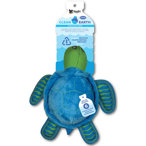 Clean Earth Plush, Turtle