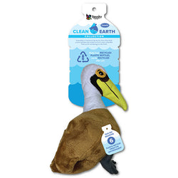 Clean Earth Plush, Pelican