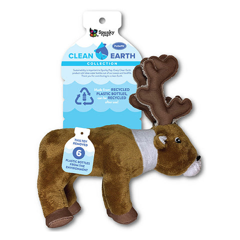 Clean Earth Plush, Caribou