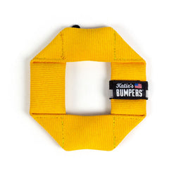Frequent Flyer Mini Square, Yellow