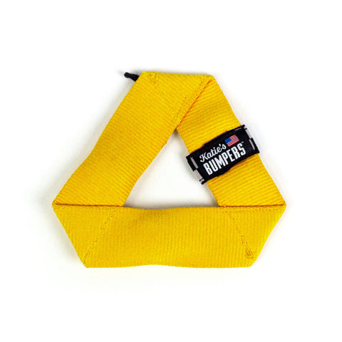 Frequent Flyer Mini Triangle, Yellow