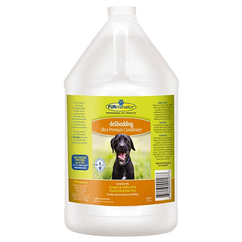 FURminator deShedding Ultra Premium Conditioner 1 gal.