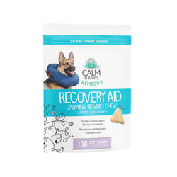 Calm Paws Recovery Aid Calming Reward Soft Chews (100ct)