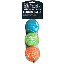 Glow in the Dark Tennis Balls