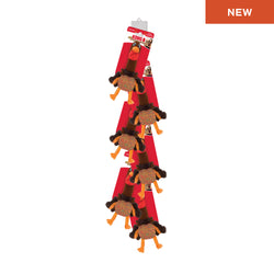 KONG Thanksgiving Shakers™ Turkey ClipStrip