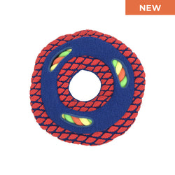 KONG Sneakerz Sport Disc with Rope