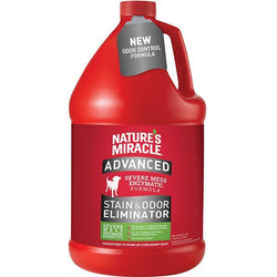Advanced Stain & Odor Eliminator, Pour (1 gal)