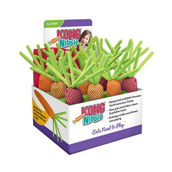 KONG Nibble Carrots PDQ (12 piece)