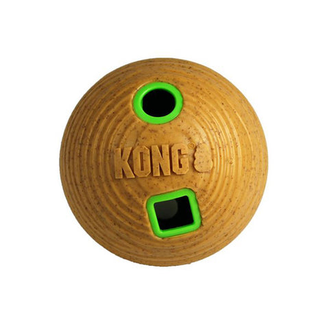 KONG Bamboo Feeder, Ball