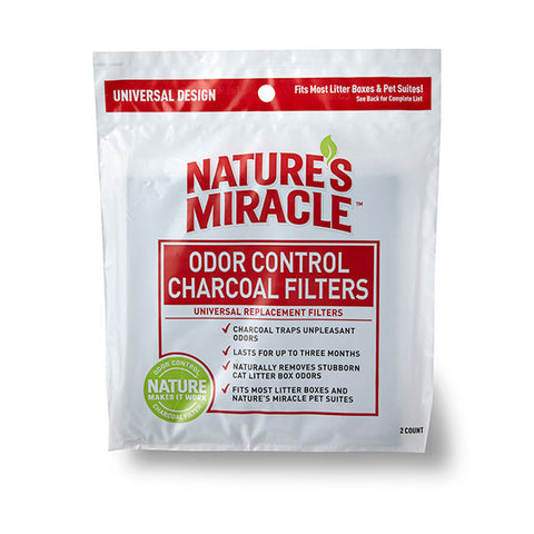 Odor Control Charcoal Filters