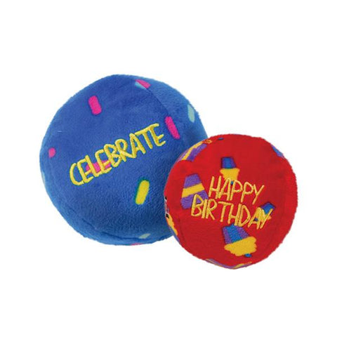 Occassions Birthday, Balls (2 pack)