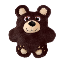 KONG Snuzzzles Brown Bear Medium