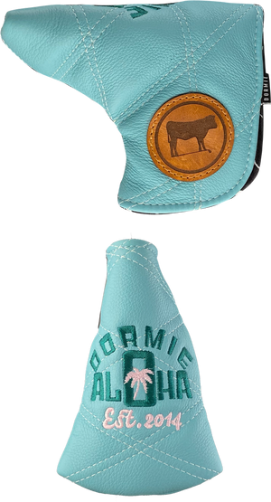 Aloha Quilted Putter Cover